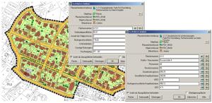 Grundstücks- und gebäudebezogene Bestandserfassung